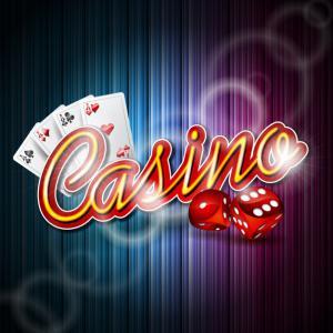 sinipunavioletti kasino